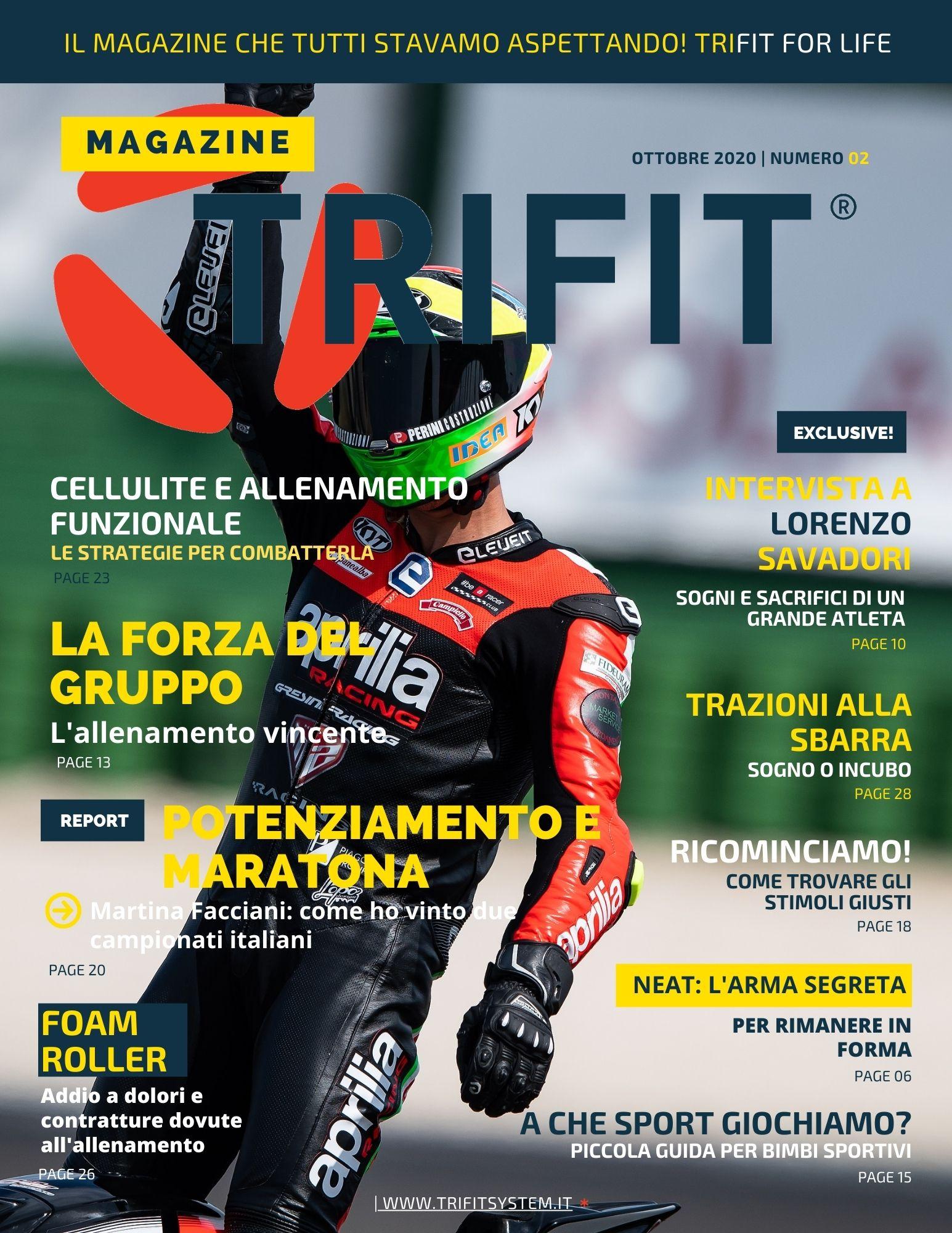 magazine ottobre 2020