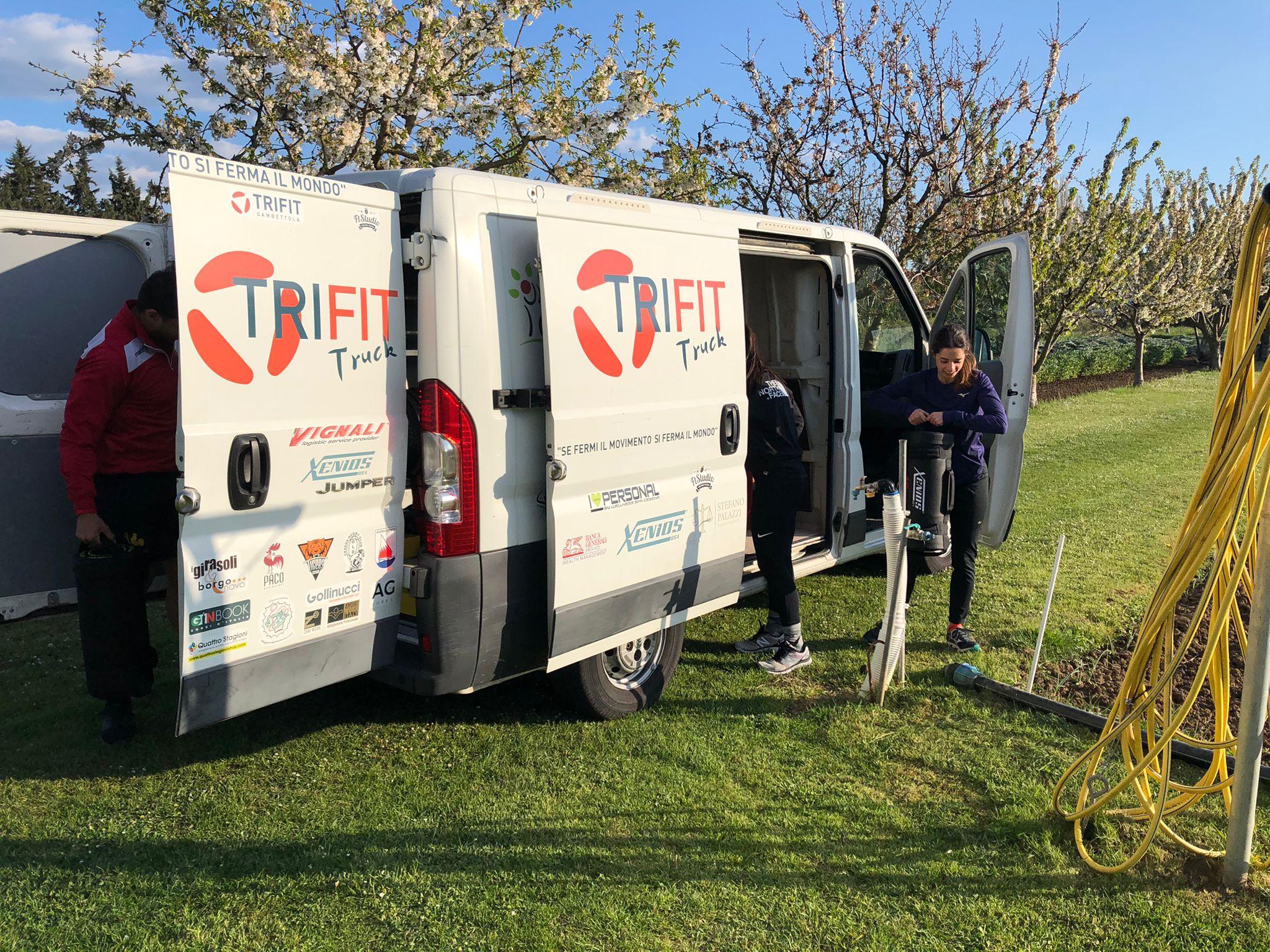 trifit truck